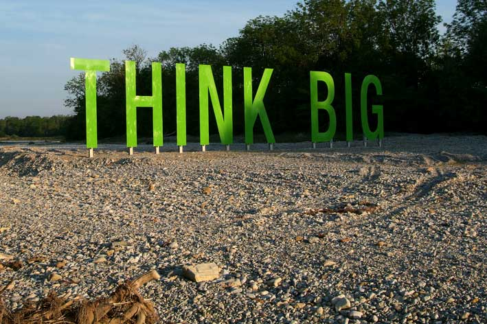 THINK BIG Bild 3